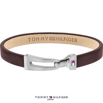 Tommy Hilfiger Darkbrown & Steel