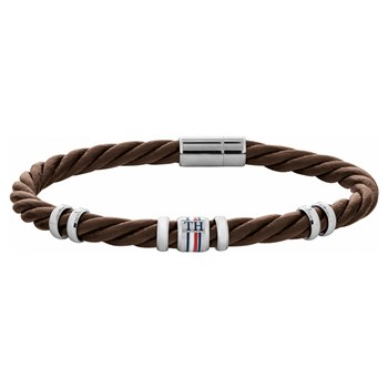 Tommy Hilfiger Armbånd Trend Dark Brown
