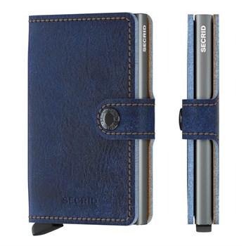 Secrid Mini Wallet Indigo 5 Titanium