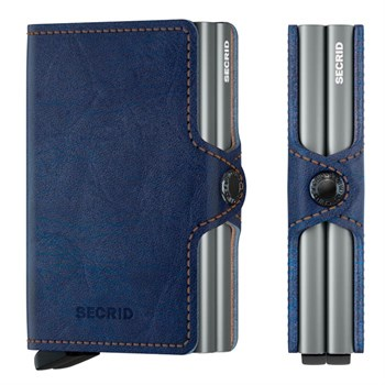 Secrid Twin Wallet Indigo 5 Titanium