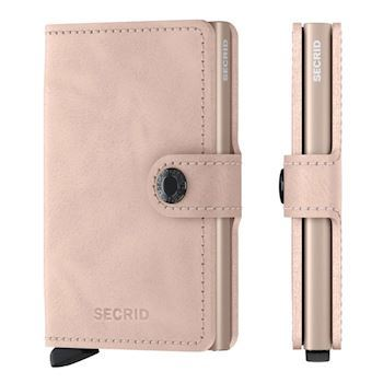 Secrid Mini Wallet Vintage Rose Kortholder