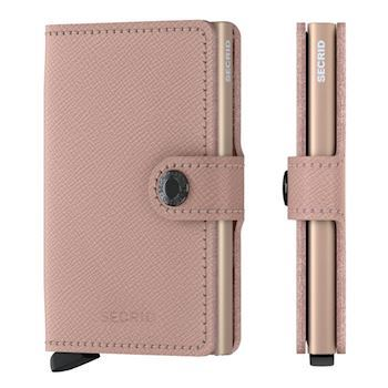 Secrid Mini Wallet Crisple Rose Floral Kortholder