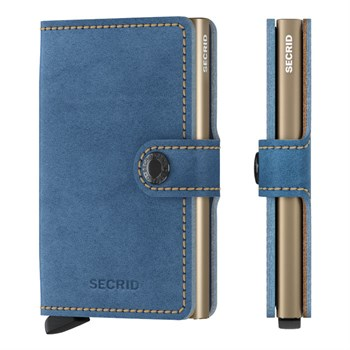 Secrid Mini Wallet Indigo 3