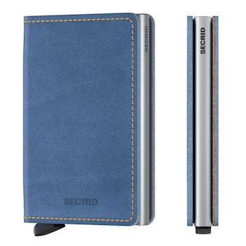 Secrid Slim Wallet Indigo 3