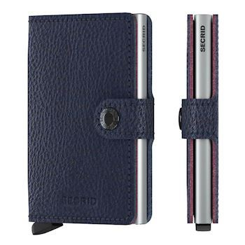 Secrid Mini Wallet Veg Navy Kortholder