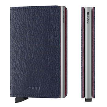 Secrid Slim Wallet Veg Navy
