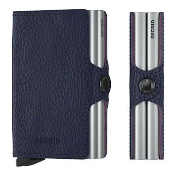 Secrid Twin Wallet Navy Blå Veg