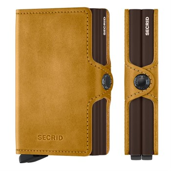 Secrid Twin Wallet Vintage Ochre