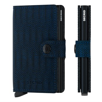 Secrid Mini Wallet Dash Navy