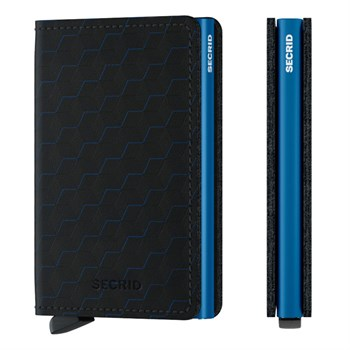 Secrid Slim Wallet Optical Black