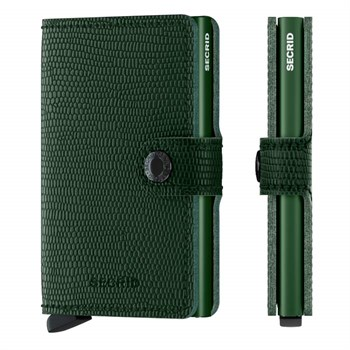 Secrid Mini Wallet Rango Green