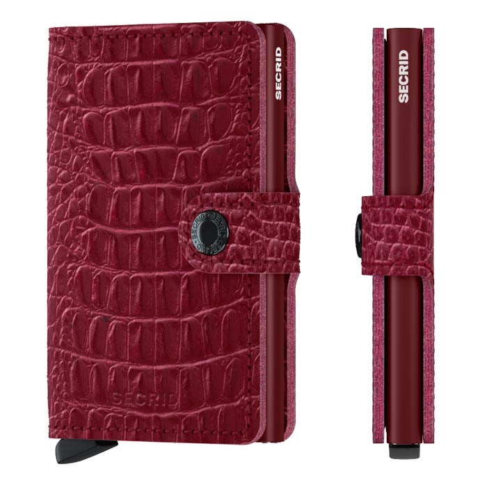 Secrid MiniWallet Nile Ruby