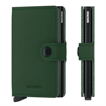 Secrid Mini Wallet Yard Green