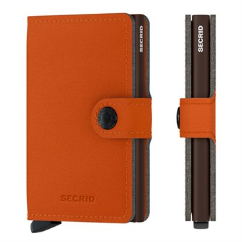 Secrid Mini Wallet Yard Orange