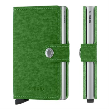 Secrid Mini Wallet Crisple Apple