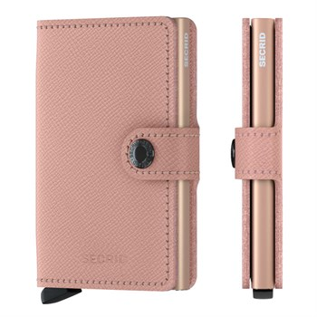 Secrid Mini Wallet Crisple Rose