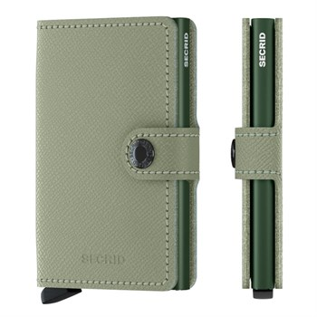 Secrid Mini Wallet Crisple Pistachio