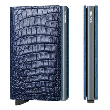 Secrid Slim Wallet Nile Blue