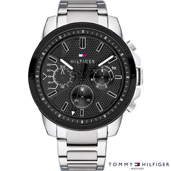Tommy Hilfiger Ur Decker Steel 1791564