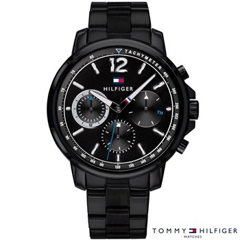 Tommy Hilfiger Ur Landon Black 1791529