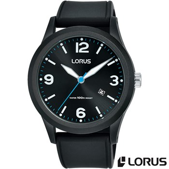 LORUS Herre Ur Sort Design