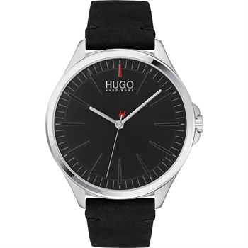 Hugo Boss Herreur Smash Sort/Rød