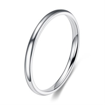Ring Classic Steel 2mm