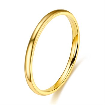 Ring Classic Gold 2mm