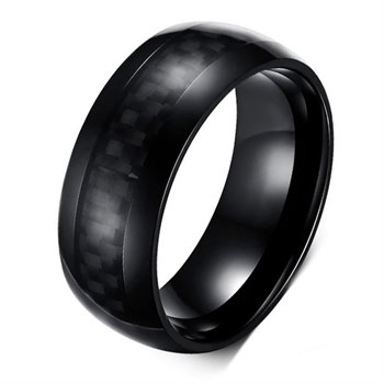 Ring Sort Carbon Fiber Design