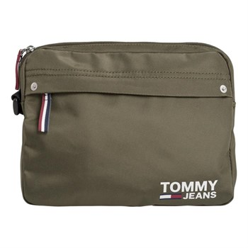 Tommy Hilfiger Cool City Messenger Taske Olive Green
