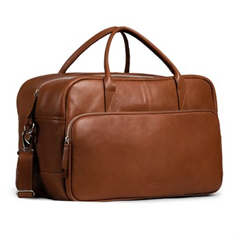 Still Nordic Train Weekend Bag Cognac