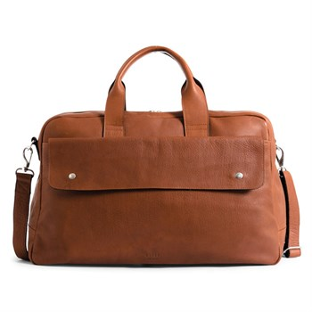 Still Nordic Thor Weekend Bag Cognac