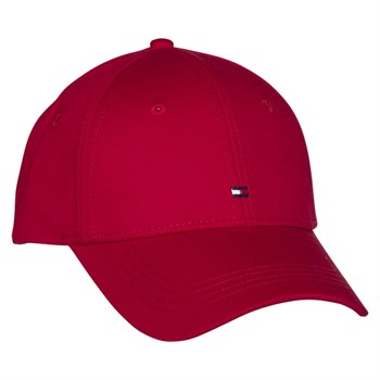 Tommy Hilfiger Cap Classic Apple Red