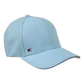 Tommy Hilfiger Cap Sky Blue Elevated