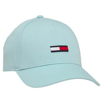 Tommy Jeans Flag Cap Turkis