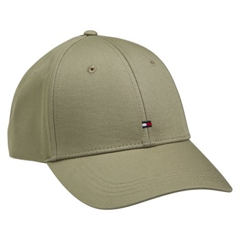 Tommy Hilfiger Cap Faded Olive