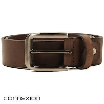 Connexion Bredt Bælte Dark Brown
