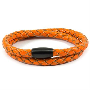 Herre Armbånd Boloflet Orange