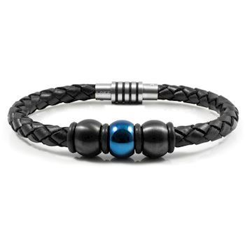 Loke Armbånd Urban Black'n Blue