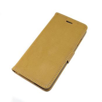 Elegant iPhone 6/6+ læder cover brun