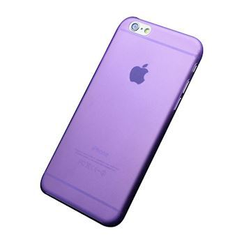 iPhone 6+ Bag Cover Lilla