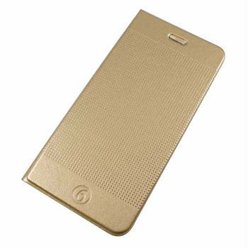 iPhone 6/6+ Guld cover wallet