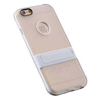 Smart Frost Bag Cover med flip stander iPhone 6+