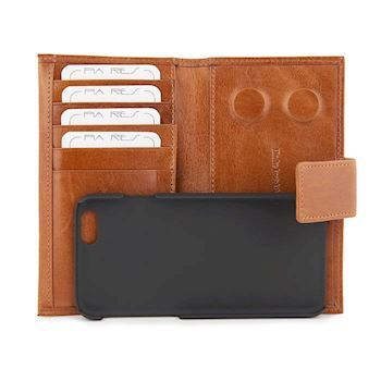 Cover Kalveskind iPhone 6 Cognac