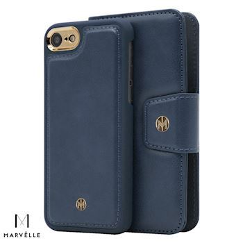 Marvelle iPhone 6/7/8 Vegan Cover N301 Blue