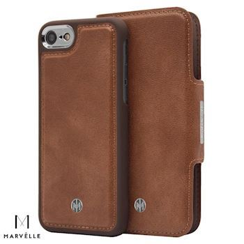 Marvelle iPhone 6/7/8 Vegan Cover N305 Light Brown