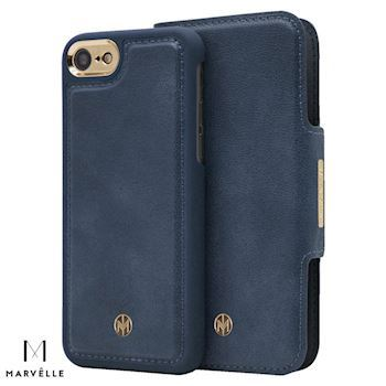Marvelle iPhone 6/7/8 Vegan Cover N305 Blue