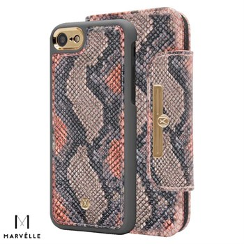 Marvelle iPhone 6/7/8 Vegan Cover N303 California Snake