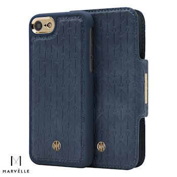 Marvelle iPhone 6/7/8 Vegan Cover N307 Oxford Blue