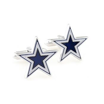 Blue Star Manchetknapper